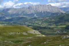 Berglandschaft in Frankreich Stockfoto