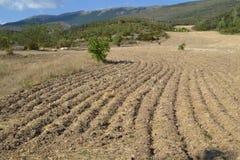 Berglandschaft in Süd-Frankreich Lizenzfreie Stockfotografie