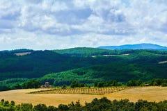 Berglandschaft von Bulgarien Lizenzfreies Stockbild