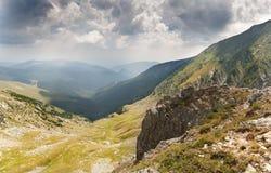 Berglandschap Stock Afbeeldingen