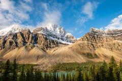 Berglandschap in Canada Royalty-vrije Stock Fotografie