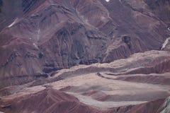 Berglandschap. Het Dak van de Wereld Royalty-vrije Stock Foto's