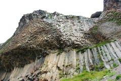 Berglandschap, mooie aardachtergrond stock afbeeldingen