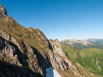 Berglandskap, Österrike Royaltyfri Foto