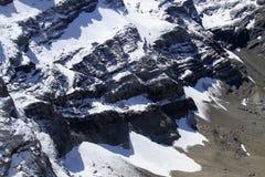 Berglandskapsikt Royaltyfri Bild