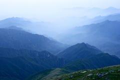 berglandskapwutai Royaltyfria Bilder