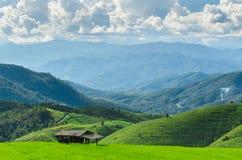 Berglantgård Arkivfoto