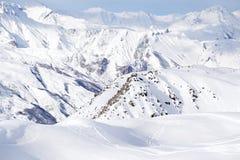 Berglift Stock Foto's