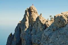 Bergliggande Royaltyfri Bild