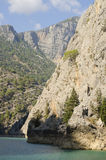 Bergliggande Royaltyfri Foto