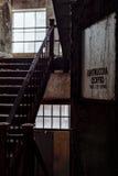 Bergmann--Crowellgebäude - Springfield, Ohio lizenzfreie stockfotografie