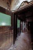 Bergmann--Crowellgebäude - Springfield, Ohio Lizenzfreie Stockbilder
