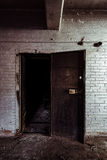 Bergmann--Crowellgebäude - Springfield, Ohio stockbilder