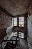 Bergmann--Crowellgebäude - Springfield, Ohio lizenzfreies stockbild