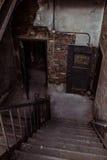 Bergmann--Crowellgebäude - Springfield, Ohio lizenzfreie stockfotos