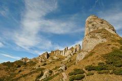 Bergmaximum Arkivbilder