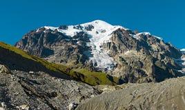 Bergmaximum Tetnuld Royaltyfria Foton
