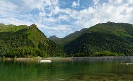 Bergmeer in de Franse Pyreneeën Royalty-vrije Stock Afbeelding