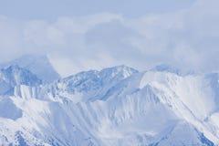 Bergmening stock afbeeldingen