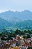 Bergmening van Trinidad, Cuba Stock Afbeeldingen