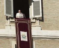 Bergoglio de pape Francesco Images stock