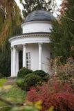Bergpark wilhelmshoehe kassel germany in the autumn Stock Images