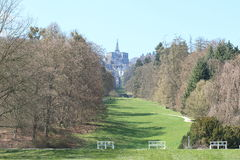 Bergpark Wilhelmshohe, Γερμανία Στοκ Φωτογραφίες