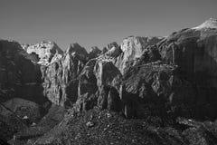 bergparkzion Fotografering för Bildbyråer