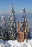 bergpulka Fotografering för Bildbyråer