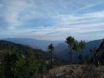 Bergsikt Arkivfoto