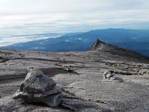 Bergsikten Royaltyfria Bilder