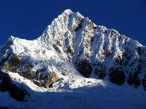 bergskedja Royaltyfri Fotografi