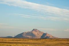 Bergskedja Bektau- Ata Område Bektau- Ata Centrala Asien Kaza Royaltyfri Fotografi