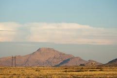 Bergskedja Bektau- Ata Område Bektau- Ata Centrala Asien Kaza Arkivbilder