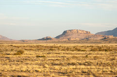 Bergskedja Bektau- Ata Område Bektau- Ata Centrala Asien Kaza Arkivfoton