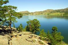 bergsommar Fotografering för Bildbyråer