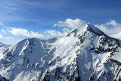 Bergspitze Lizenzfreie Stockbilder
