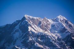 Bergspitzen Lizenzfreies Stockbild