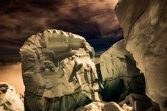Bergspricka Arkivbilder