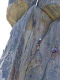 Bergsteiger Lizenzfreies Stockbild