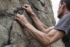 Bergsteiger Lizenzfreie Stockfotografie