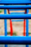Bergsteigerspielplatz lizenzfreie stockfotos