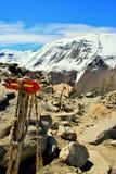 Bergtecken Arkivbilder