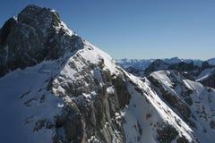 bergvinter Fotografering för Bildbyråer