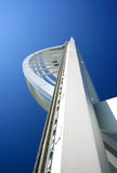 Berühmter Spinnakerkontrollturm, Portsmouth, England. Stockfoto