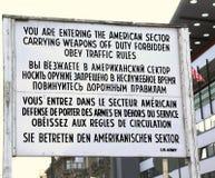 beriberi Германия Доска с инструкциями на границе p стоковое изображение