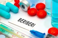 Beriberi Stock Image
