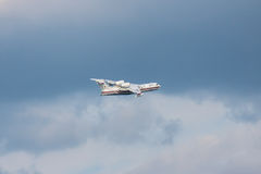 Beriev είμαι-200 αεροπλάνο στοκ εικόνα