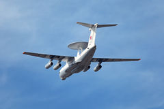 The Beriev A-50 (NATO name Mainstay) Stock Images