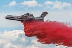 Beriev Be-200CHS ministerstwo sytuacje awaryjne federacja rosyjska zdjęcia stock